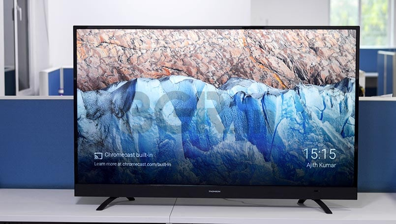 Thomson 55-inch 4K Android TV (55 OATH 0999) review: Dedicated hot keys, but lacks oomph